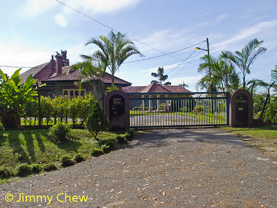 Gunung Semangkok Recce 2012