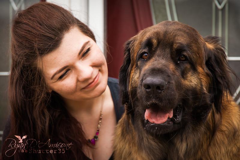 Lauren & Freyja