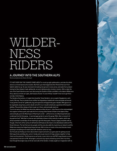 Wilderness Riders