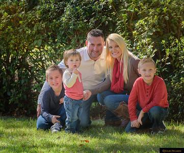 Thomason Family 17/11/11