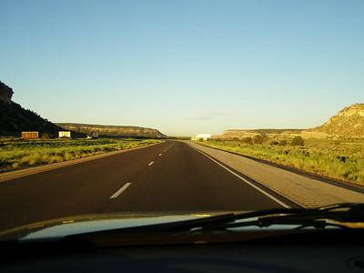 Going Home - Arizona