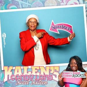 2013.12.21 Kalen's CandyLand Sweet Sixteen