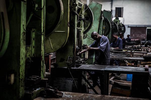 Factory Work - Nairobi