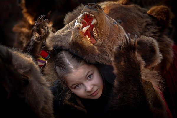 Dancing Bear Festival