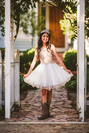 Justyne's Quince