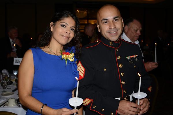Marine Corps Ball 2014