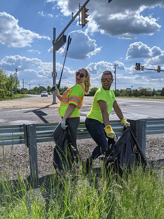 May 2021: Spring Adopt-a-Highway Clean-Up Event