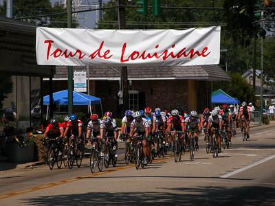 Tour de Louisiane, 2005