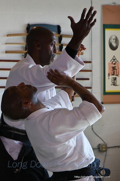 New Year Aikido Seminar 2010