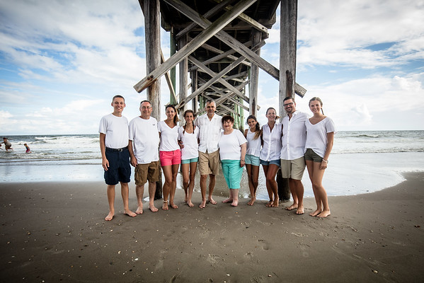 Holden Beach Family