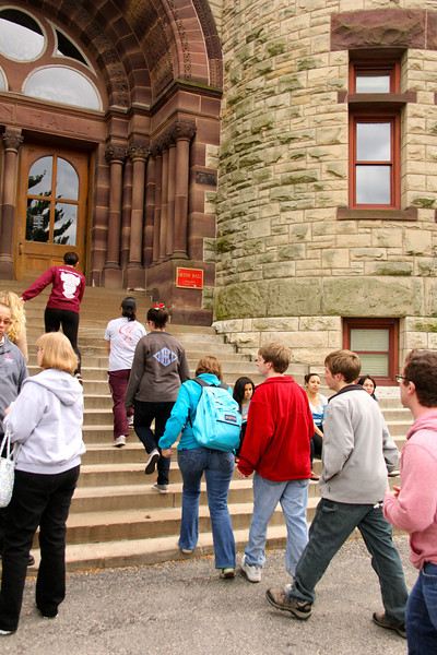 Commencement Week Orton Bell Tower Tours 2014