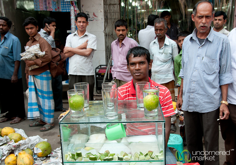 Lime Juice Anyone? Old Dhaka, Bangladesh