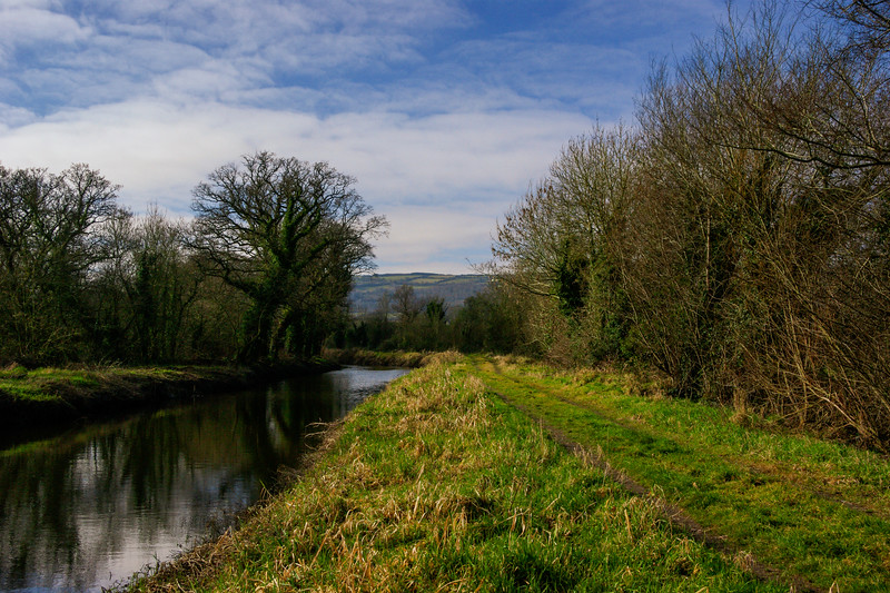 River Barrrow south of Carlow