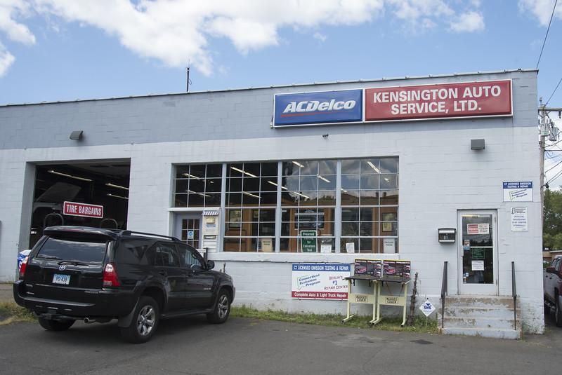 08/26/19  Wesley Bunnell | Staff  Kensington Auto Service.