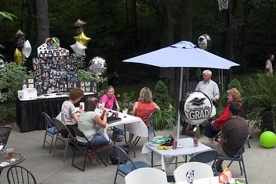 Derek HS Grad Party 2007