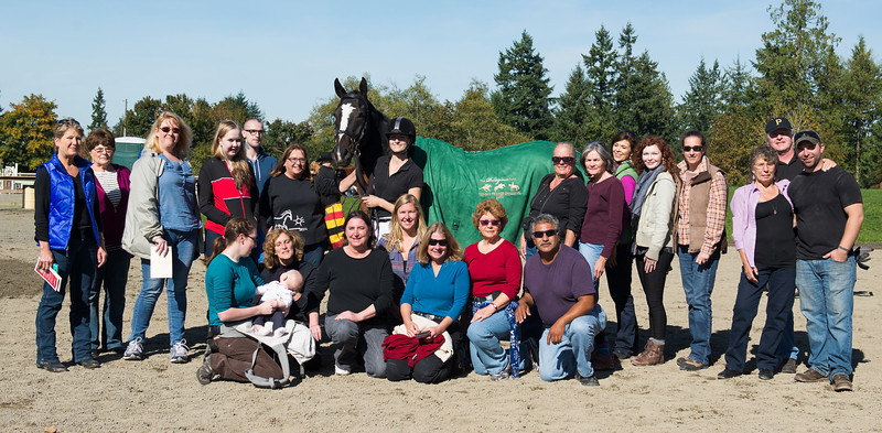 Donida Farms Prodigious Fund  Trainer 100-Day Challenge 2013