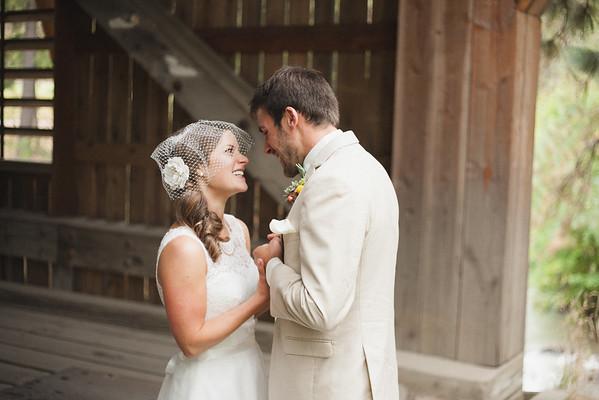 Josh + Sarah Wedding