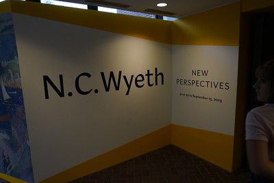 N.C. Wyeth: New Perspectives Exhibition 2019