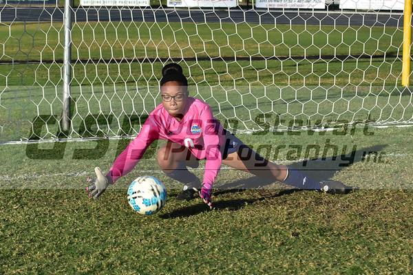 Girls JV Soccer 1-7-20