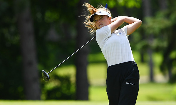 State girls golf: Simley's Isabella McCauley shoots 135 to win Class 3A by record 10 shots