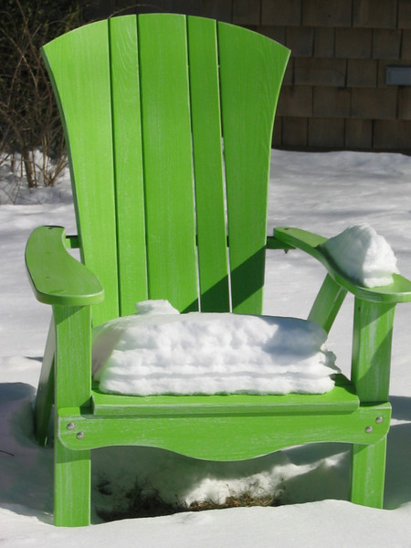 A Cold Seat