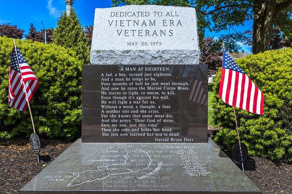 Middleboro Veterans Memorial