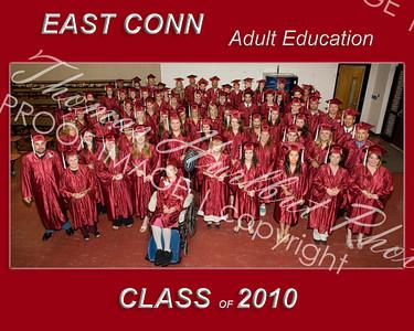 2010 Diplomas and group photo