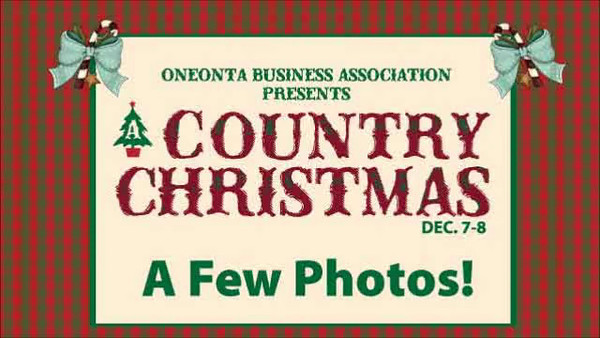 OBA Country Christmas 2012