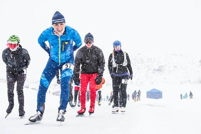 Blue Mesa Black Ice Race