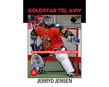 Goldstar Tel Aviv Jerryd Jensen (LASNAI2016)