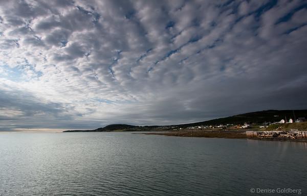 A swath of Newfoundland