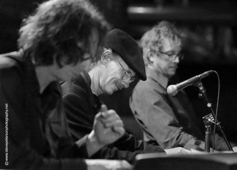 Peter Schimke, Eric Leeds, St. Paul Peterson