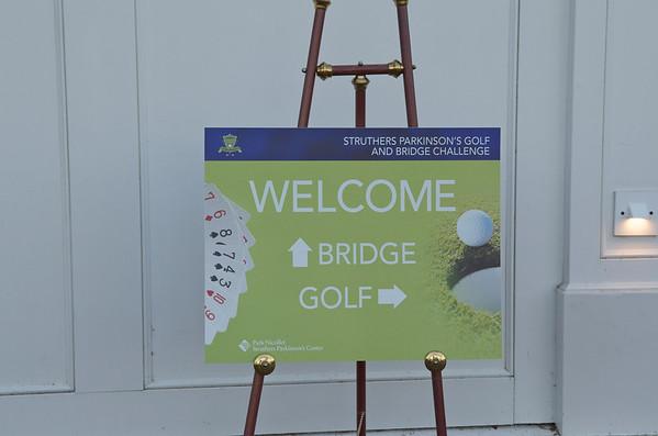 Struthers Parkinson's Center Golf & Bridge Challenge