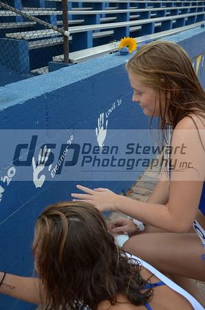 lyman swimming and senior night 9-18-19