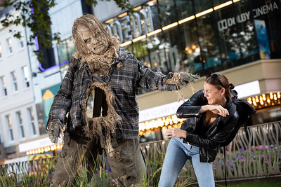 20/08/2019 - SCARY STORIES' 'HAROLD' UNLEASHED IN LONDON