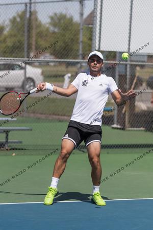 CU vs Auburn Tennis