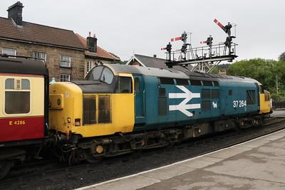North Yorkshire Moors Railway  - 19 September 2016