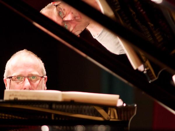 Alexander Lonquich, pianoforte - Teatro Sociale di Pinerolo, 7 ottobre 2014