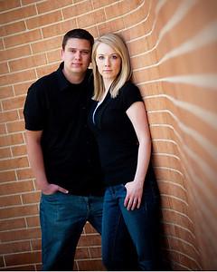 Lindsey and Dan
