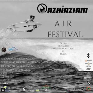 AZHIAZIAM AIR FESTIVAL BRASIL!