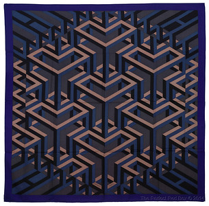 Carre Cube - CS140 - Dark blue Black Camel - NWCTS - 1401131643