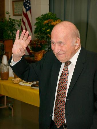 Dr. Kavjian's 90th Birthday