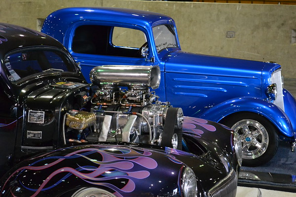 2012 Hotrod and Custom show