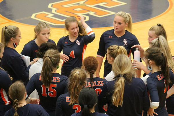 Volleyball vs Davidson Academy