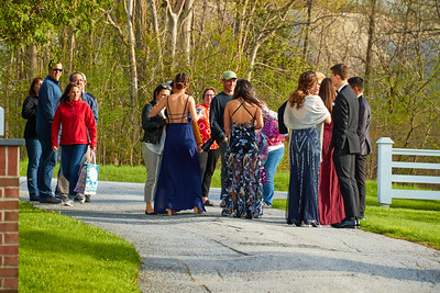2019 MUHS Prom Dinner Photos - Shoreham, VT