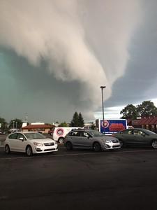 Aug. 2, 2015 - Severe weather reader photos