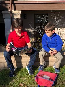 2nd Grade Reading Buddies