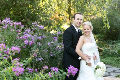 amanda + collin wedding