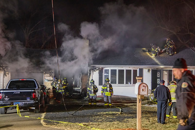 Hill St. 2nd Alarm (Hamden, CT) 3/9/21