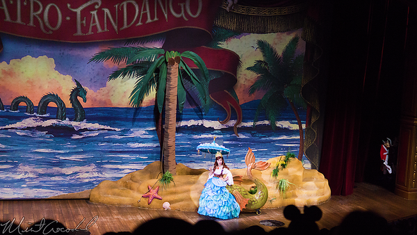 Disneyland, Shanghai Disneyland, Shanghai, China, Adventureland, Adventure, Treasure Cove, Treasure, Cove, Eye Of The Storm Captain Jack Stunt Spectacular, Jack Sparrow, Jack, Sparrow, Pirates, Pirate